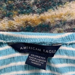 American Eagle Tube Top